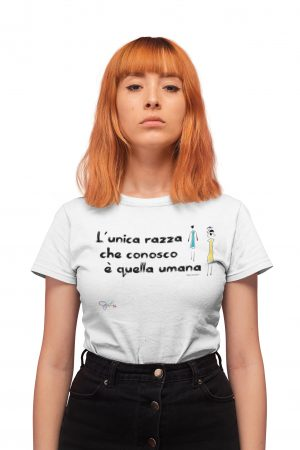 "T-Shirt Beteyà ""Unica Razza"""